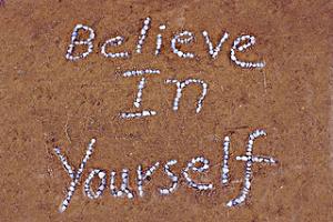 zelfvertrouwen is aangetast