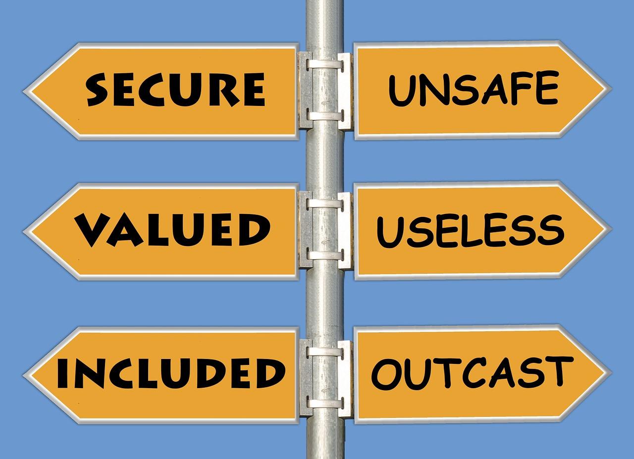 onzekerheid de baas worden